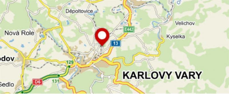 Manufacturing plant in Dalovice