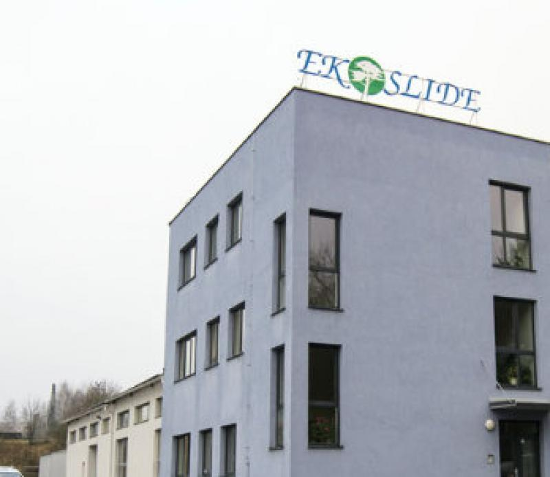 Produktionshalle Dalovice