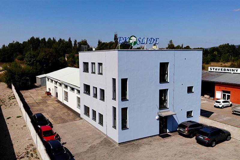 21/5000 Produktionshalle Dalovice